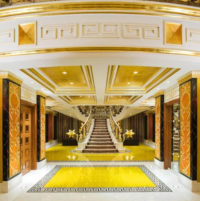 el hotel mas lujoso del mundo burj al arab