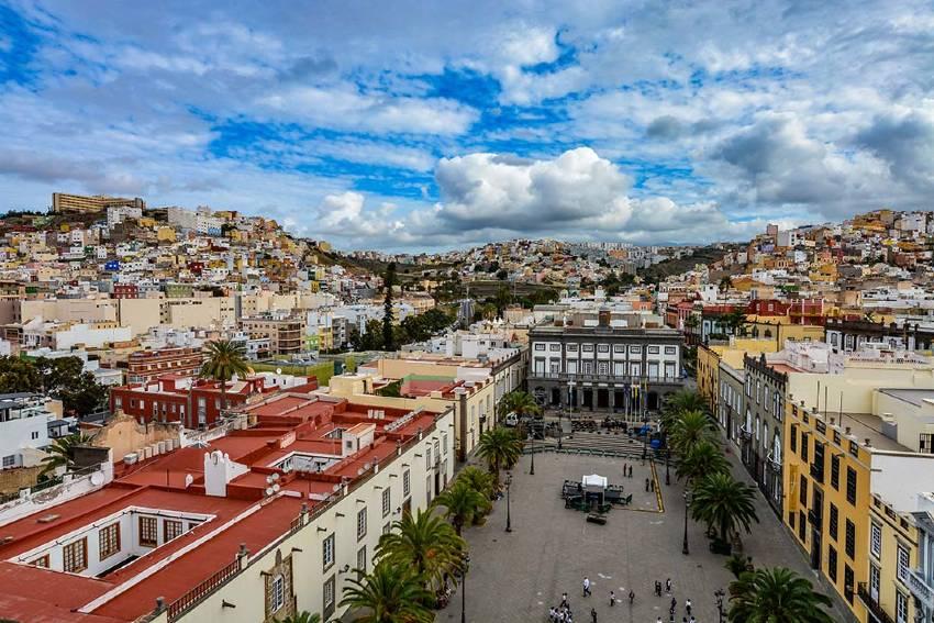 Alojarse en Las Palmas de Gran Canaria