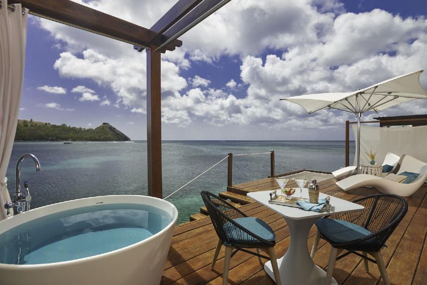 Sandals Grande St. Lucian Spa and Beach All Inclusive Resort