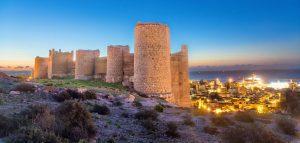 Hoteles en Almería